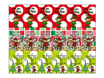 Elf Behavior Beads FREEBIE
