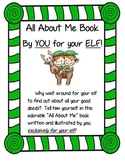 Elf Book - made by YOU for your ELF!  Help your elf get to