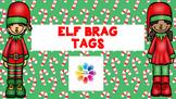 Elf Brag Tags! GROWING BUNDLE!