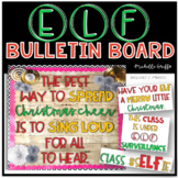 Elf Bulletin Board