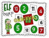 "Elf ""Bump It"" Game - Addition Facts to 12"