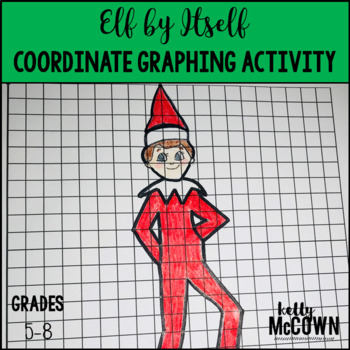 Elf By Itself Coordinate Graphing Activity