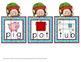 Elf CVC Fun!  Center Activity (CVC Puzzles) PLUS Printables!  CC Aligned!