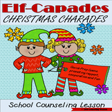 Elf Capades Christmas Charades: Cooperation, Rapport and Holiday Fun