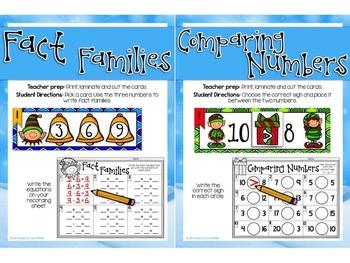 Elf Centers - Literacy & Math