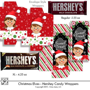 photograph about Free Printable Christmas Candy Bar Wrappers named Elf Xmas Sweet Bar Wrappers Printables