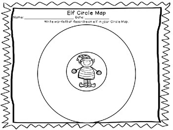 Elf Circle Map & Tree Map