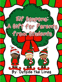Elf Coupons- gift for parents