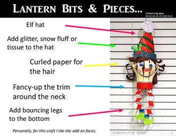 Elf  Craft  ::  Christmas Activities