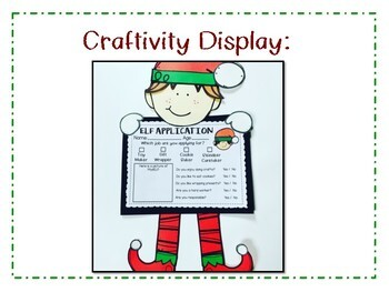 Elf Craft and Activities