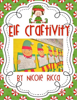 Elf Craftivity Freebie