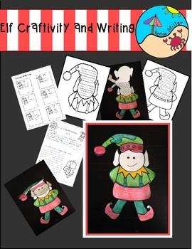 Kindness Elf: Writing Activity