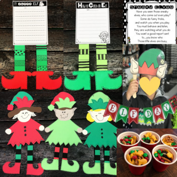 Elf Day Holiday Activities