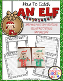 Elf Directed Drawing (How To Catch An Elf) K/1