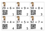 Elf Division with QR Codes