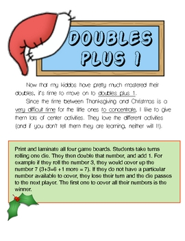 Elf Doubles plus 1