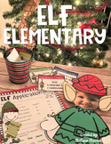 Elf Application, Craft, and Kindness Cards