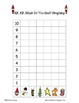 Elf, Elf, What Do You See? Preposition Reader w/Roll & Graph