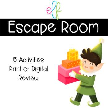 Elf Escape Room