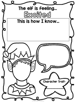 Elf Expressions- Determining Character Traits