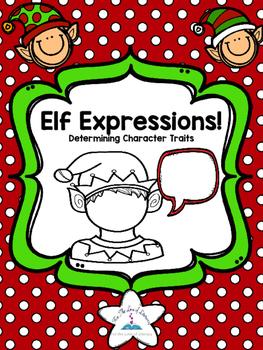 Elf Expressions-Freebie!