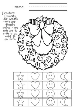 Christmas Worksheets, Tally's, Hundreds Charts, Fact Families and more!