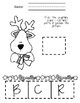 Christmas Activities (Math and Literacy Center Work)