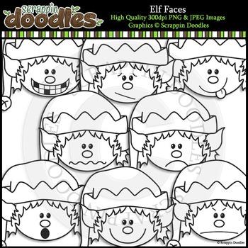 Elf Faces