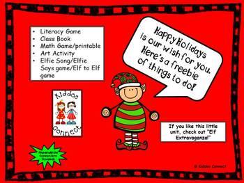 Elf Freebie