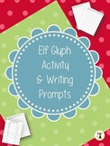 Elf Glyph Activity with Writing Prompts