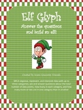 Elf Glyph Graphing Unit Bundle:  Elf Yourself!