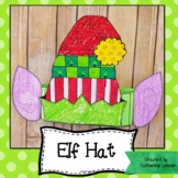 Elf Hat, Christmas Crafts, December  Crafts