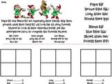Elf Heredity - Punnett Square Practice