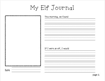 Elf Journal