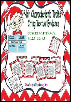 Elf-Kin Characteristic Traits Literacy Center