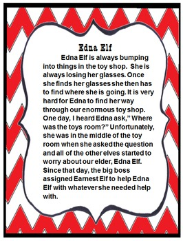 Elf-Kin Characteristic Traits Literacy Center