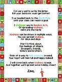 Elf Letter Editable