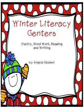 Winter Literacy Packet!