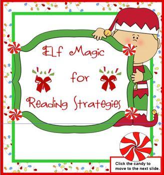 Elf Magic for Reading Strategies SMARTBOARD