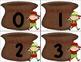Elf Math Fun!  Center Activity (2 Ways To Play) PLUS Print