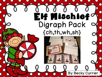 Elf Mischief Digraph Pack
