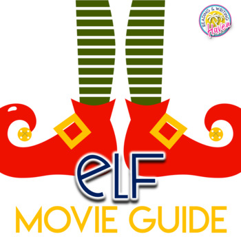 Elf Movie Guide and Answer Key with Comprehension and Analysis Questions
