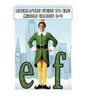 """""""Elf"""" Movie Literature Guide"""