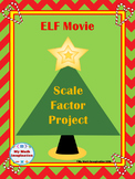 Elf Movie Similarity & Scale Factor Project - Christmas Movie Math!!!