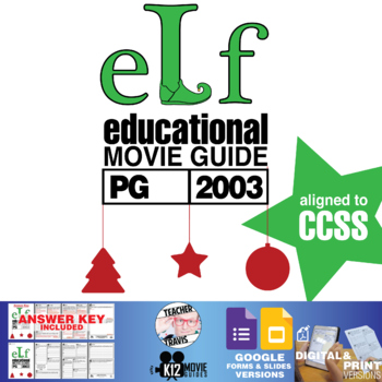Elf Movie Viewing Guide (PG - 2003)
