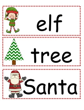 Elf Narrative Writing & Craftivity