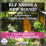 Elf Needs a New House! collaborative activity, introductio