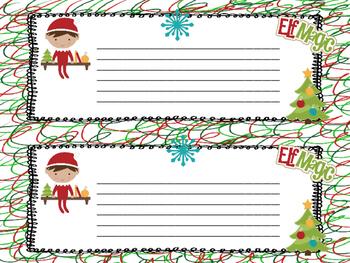 Elf Notes