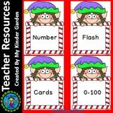 Elf Number Flashcards 0-100
