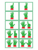 Elf Number Mats 1-20: Christmas Themed Early Math Concepts